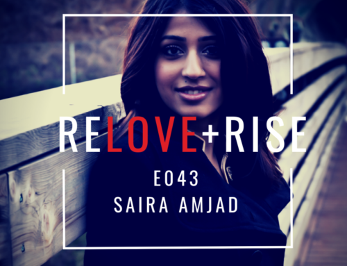 e043 – Saira Amjad – Rising Above a Failed Marriage and the Pressure of Being The Perfect Woman