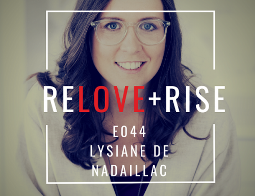 e044 – Lysiane de Nadaillac – Burnout is real and its tough. Stop the symptoms and see the bigger picture.